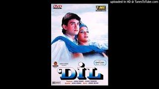 download lagu Mujhe Neend Na Aaye - Dil - Udit Narayan gratis