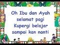 PERGI BELAJAR (LIRIK) - Lagu Anak - Cipt. Ibu Sud - Musik Pompi S. thumbnail