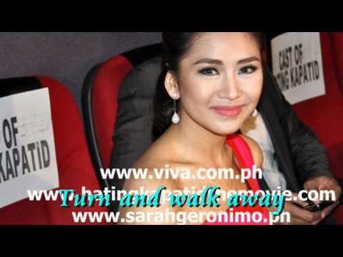 Fallin With Lyrics, Sang By: Sarah Geronimo, From The Movie Catch Me I`m In Love... video