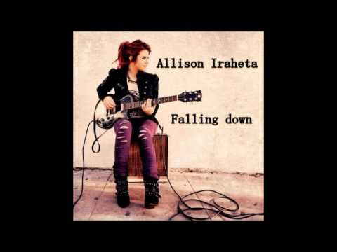 Allison Iraheta - Falling down