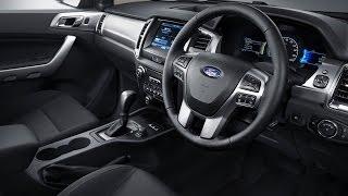2016 Ford Ranger 3.2-Liter Duratorq 5-Cylinder TDCi Diesel Engine