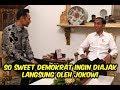 So Sweet, Demokrat ingin Diajak Langsung oleh Jokowi