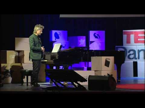 TEDxDanubia 2011 - Balzs Havasi - pianist, composer, innovator 