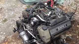 nathan s diy garage vi com bmw 540i 6 m62 m62tu 4 4l v8 engine removal from a e39 540i or
