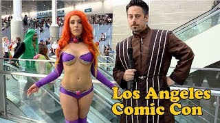 Los Angeles Comic Con Best Cosplay 2017 #ThatCosplayShow