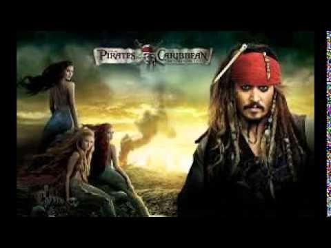 Piraci z karaibów - muzyka z filmu 1h