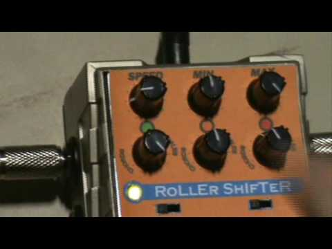 The RollerShifter - A guitar arpegiator