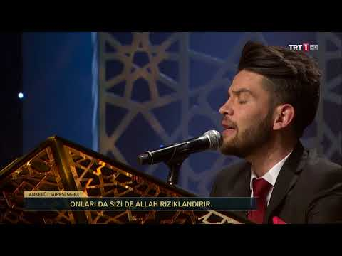 Kur'an-ı Kerim'i Güzel Okuma Yarışması Yeni Sezon - Cihad Oral