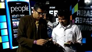 Blown Away by Nokia Lumia Challenge at KOD Gadget Guru Awards