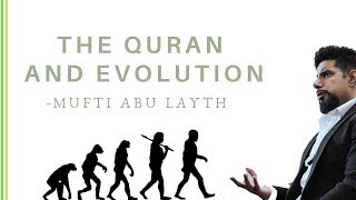 Video: In Quran 71:17, God makes strong arguments for Evolution - Abu Layth
