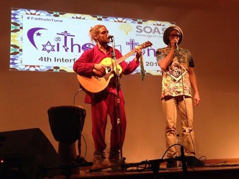 FAITHS IN TUNE - 4th London Interfaith Music Festival