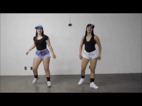 Bumbum granada  (Mc Zaac Jerry) Move Dance Franca SP