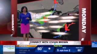 Vivian Brown Special Apperance on Weekend View