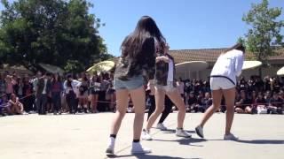 Cerritos High School Dance-Off 2013
