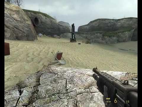 Half-Life 2 прохождение - Глава 8 - [6/6]