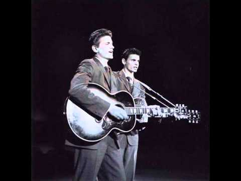 The Everly Brothers  - Whatever happened to Judy