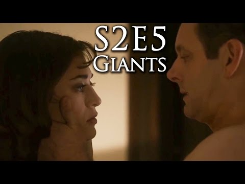 Masters Of Sex - Giants (S2E5) Review