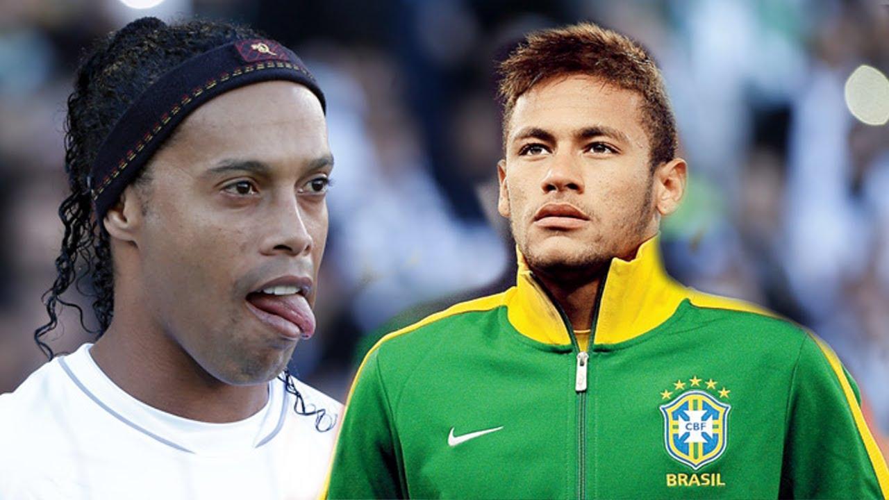 Neymar Vs Ronaldinho 2012 Ronaldinho Vs Neymar  Best