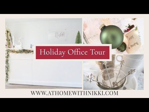 2017 HOLIDAY OFFICE TOUR