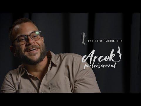 Szendrői Csaba – ARCOK Portrésorozat #23– KB8 FILM PRODUCTION