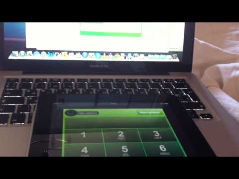 Как позвонить с iPad и на iPad.  How to call from iPad