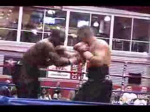 Pawel Wolak vs Troy Browning / WBC Championship in Brooklyn