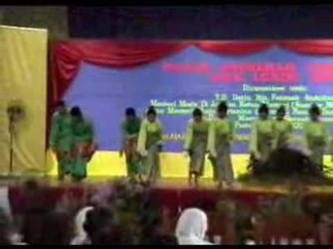 Tarian Melayu SMK Lundu