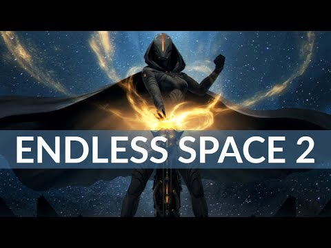 Endless Space 2: The Vodyani Prologue