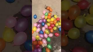 Last day university celebration balloons 🎈 🎈