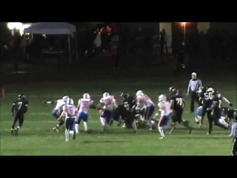 Terry Beckner Jr. 2012 Highlights