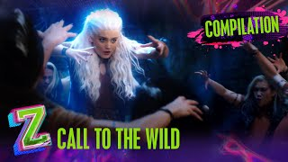 Every Call to the Wild Video! 🐺 | Compilation | ZOMBIES 2 | Disney Channel