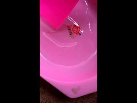 Cara membuat stabilo slime/neon slimeee...||indonesia