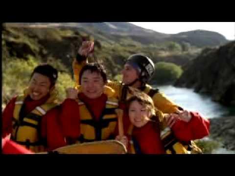 Tourism New Zealand Promo