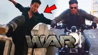 ऋतिक और टाइगर ने जान पर खेल ऐसे किया शूट। War Movie Hrithik Vs Tiger