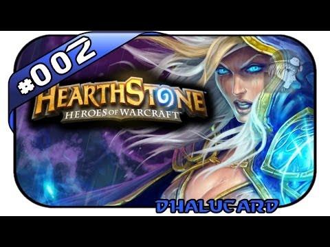 Hearthstone #002 - Deutsch German - Aufgeben? Niemals! - Let's Play Hearthstone