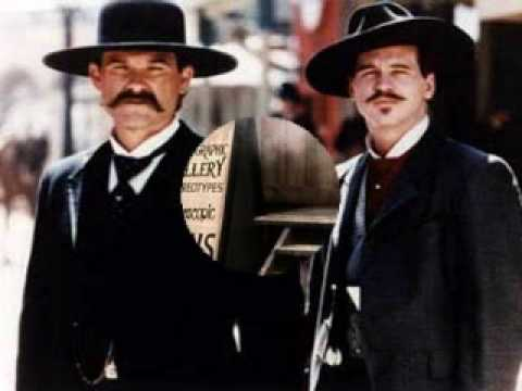 Tombstone - Main Title~Movie Theme