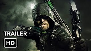 Arrow Season 8 Comic-Con Trailer (HD) Final Season