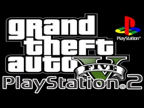 Gta V no Playstation 2