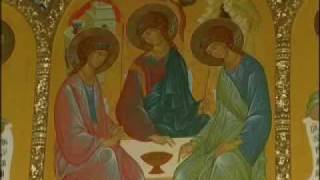 Утренние молитвы (Russian orthodox morning prayers).flv
