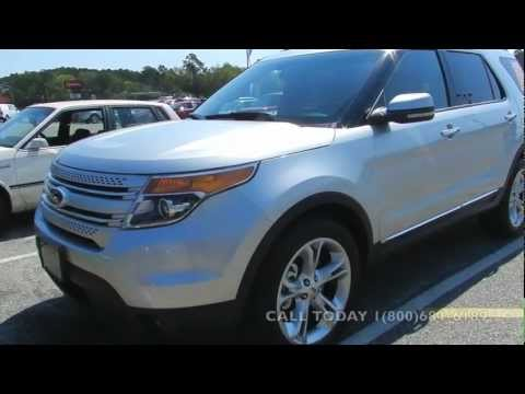2013 Ford Explorer Limited Review * Navigation * $98 Over Invoice @ Ravenel Ford * Charleston, SC
