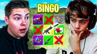 Fortnite Bingo met vThorben! - Fortnite Nederlands
