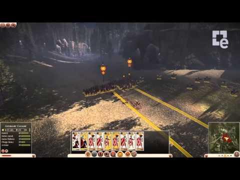 Total War: Rome II - Batalla del Bosque de Teutoburgo