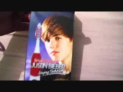 Justin Bieber {Singing Baby&YouSmile Toothbrush} Review