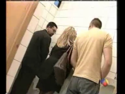 nova forma de urinar de mulher