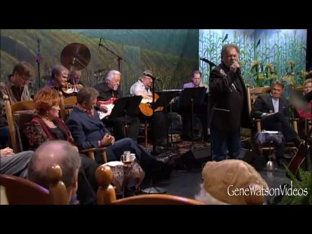 GENE WATSON - I Don't Need A Thing At All - LIVE CFR VIDEO