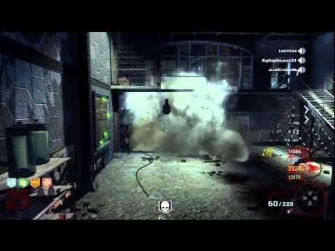 Spatz-447 + challenge - STG-44 corner Der Riese - Black Ops Zombies