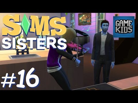 Introducing Mr Cool Shades - Sims Sisters Ep 16