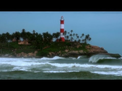 A holiday in Kovalam