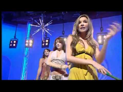 Girls Aloud - Long Hot Summer (TOTP Reloaded 2005)