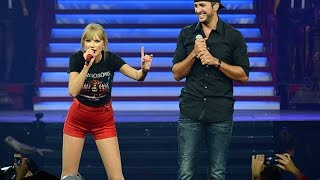 Download Lagu Taylor Swift Ft.Luke Bryan - I Don't Want This Night to End (DVD The RED Tour) Bônus Gratis STAFABAND